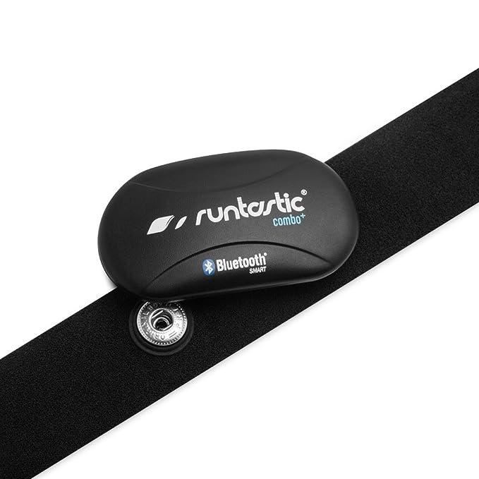 Runstastic RUNBT1 Combo - Cinturón de pulsómetro