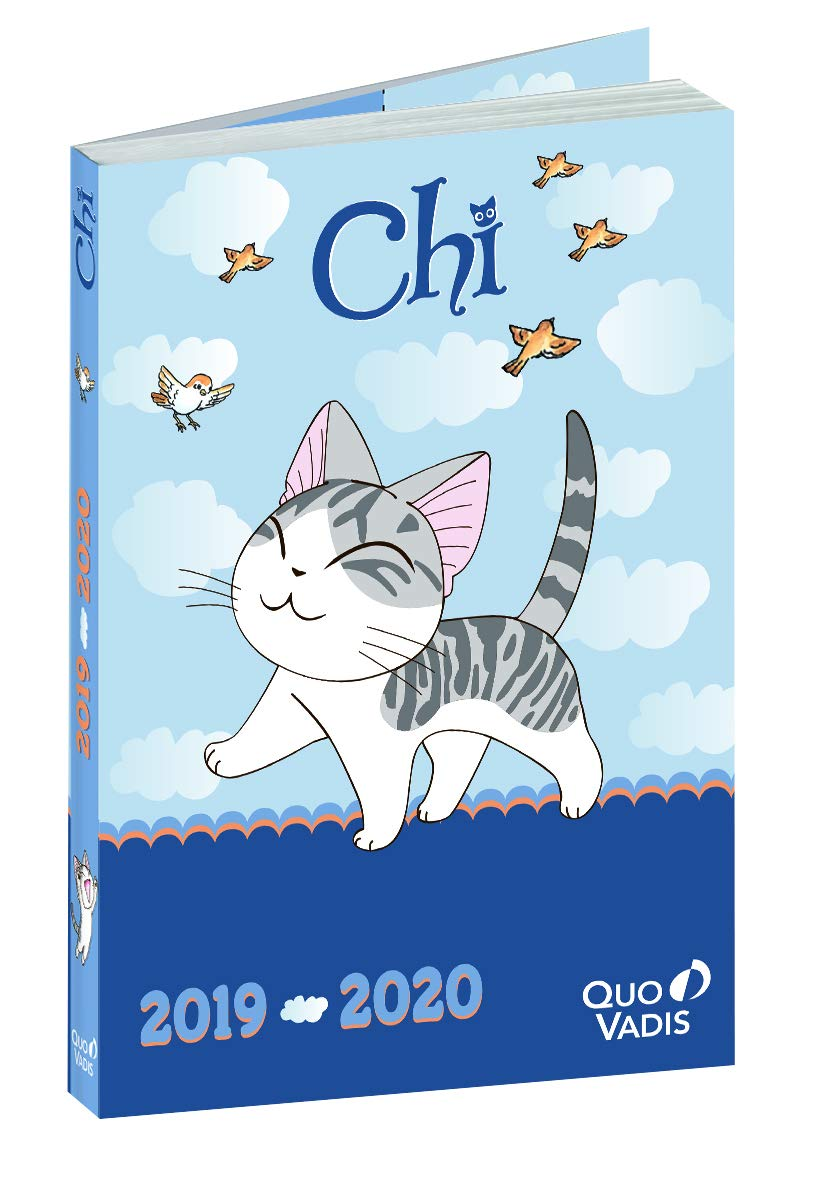 Quo Vadis CHI-Agenda escolar de septiembre de 2016 a agosto ...