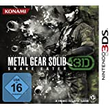 "Metal Gear Solid - Snake Eater 3Dvon ""Konami Digital..."""