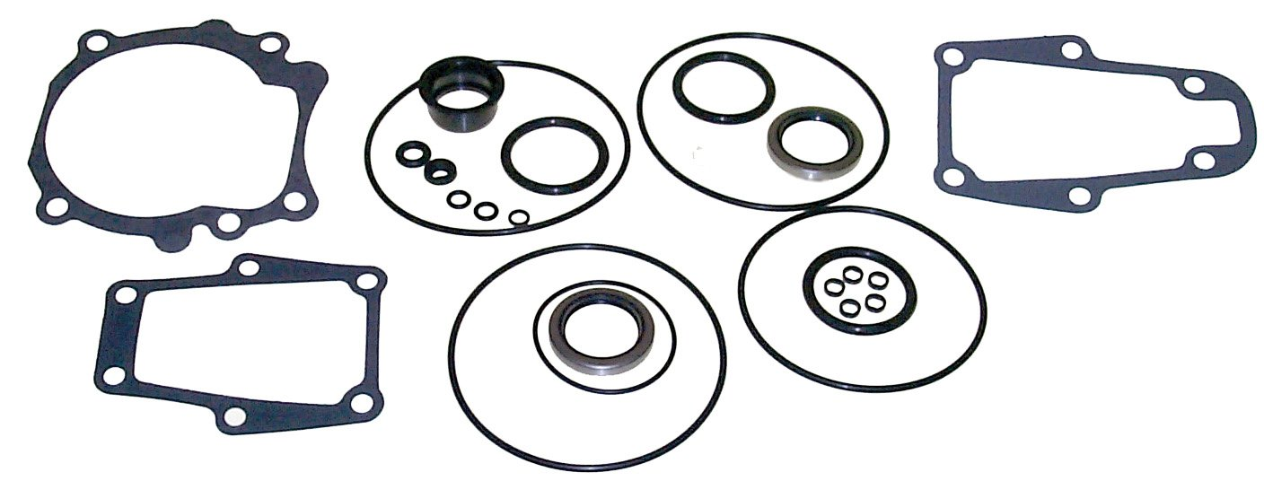 Sierra International 18-2672 Marine Lower Unit Seal Kit for OMC Sterndrive/Cobra Stern Drive Teleflex