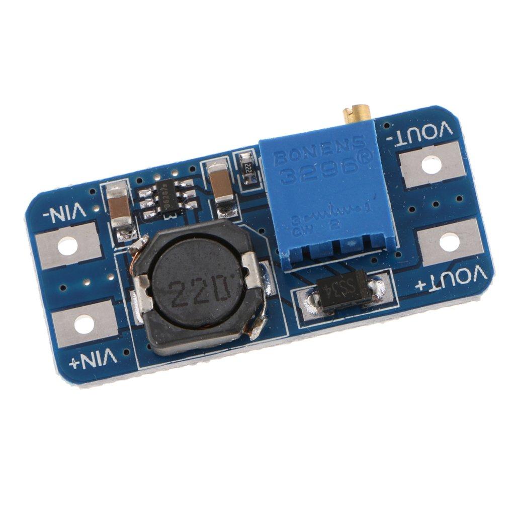 de 0,5 hasta 50 vatios para l/ámparas LED 1 pieza DC Goobay Transformador LED 24V