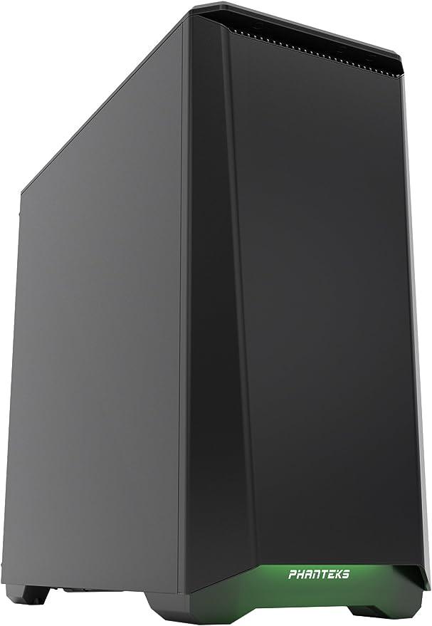 Phanteks Eclipse P400S Midi-Tower Negro - Caja de Ordenador (Midi ...