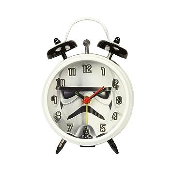 Reloj despertador alarma de Star Wars: Amazon.es: Juguetes y ...
