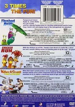 Flushed Awaychicken Runwallace & Gromit Triple Feature 1