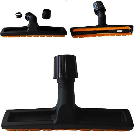 Maxorado 166.0540 166.0510 166.0550 - Boquilla universal para aspiradora (para suelos duros, 30-40 mm, compatible con KS Tools 166.0505, aspiradora en seco y húmedo): Amazon.es: Hogar