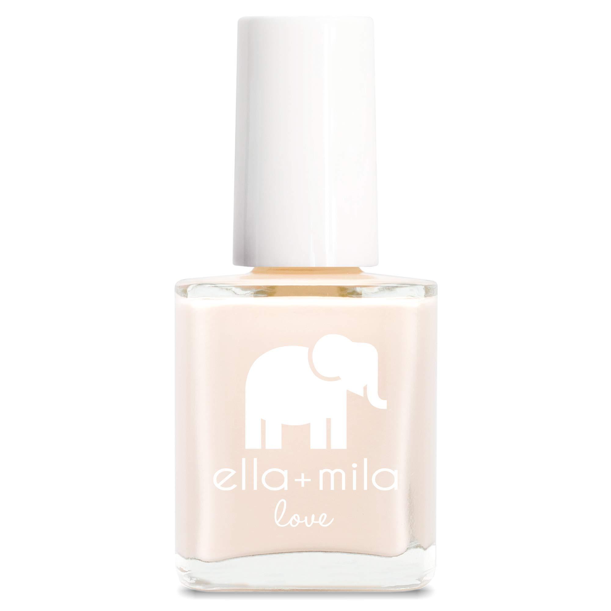 ella+mila Nail Polish, Love Collection - Tutu Cute by ella mila