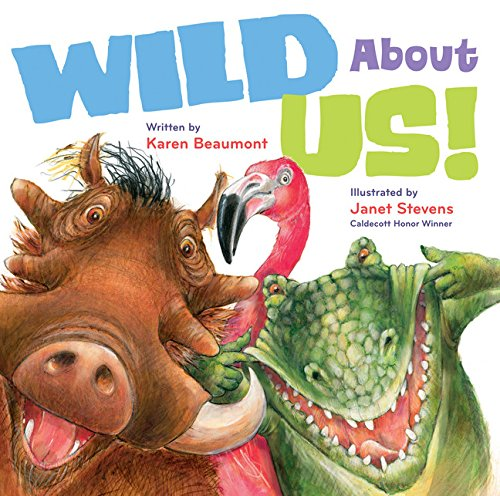 Image result for Wild About Us Book Cover