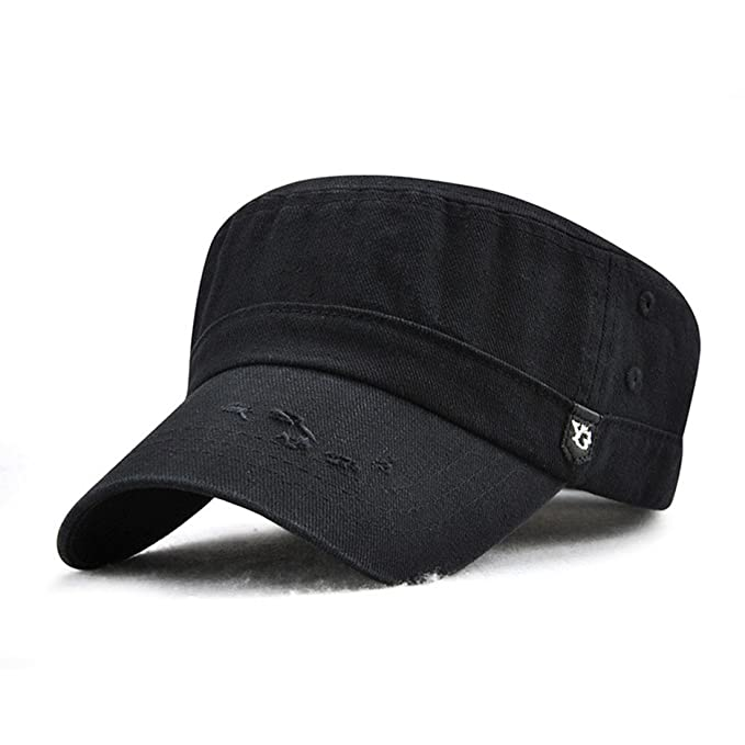 FUBULE Gorras planas para hombres y mujeres, Gorras gastadas viejas, Sombreros para sombrillas deportivas