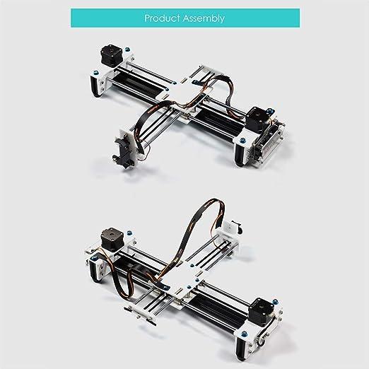 Drawing Machine Drawing Roboter Plotter Pen Desktop DIY montados ...