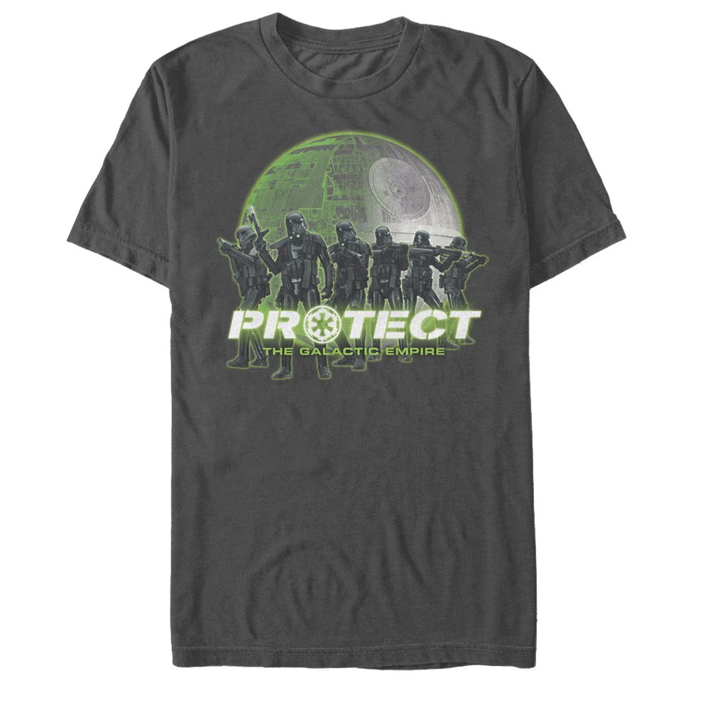 Rogue One Death Trooper Protect Death Star T Shirt 3121