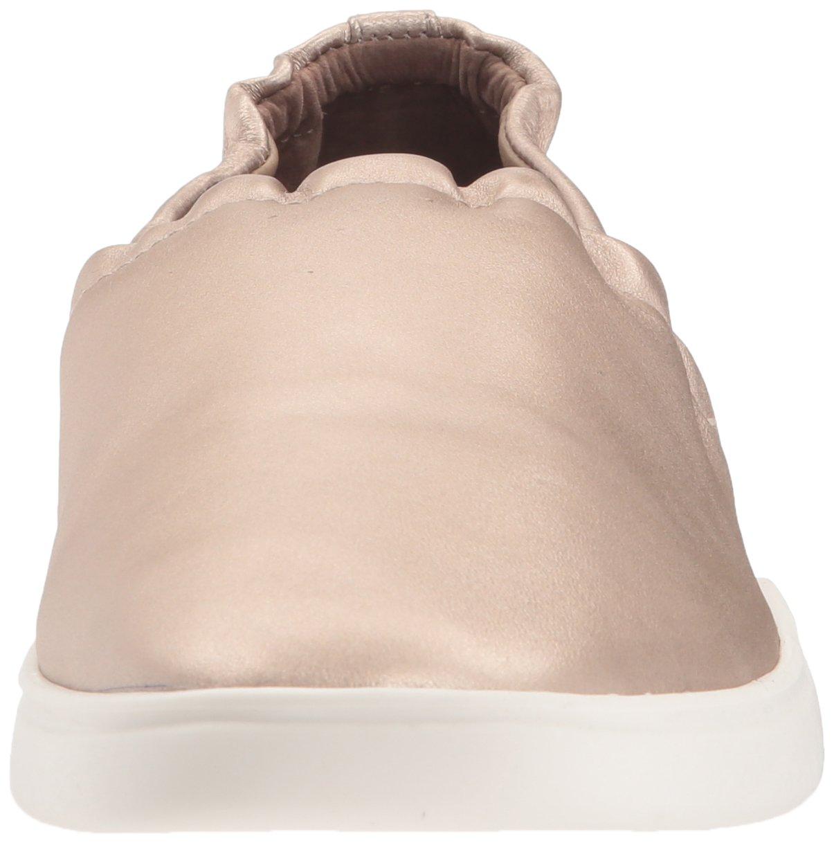 Donald J Pliner Women's Gene US|Platinum Sneaker B0755BD1QB 10 B(M) US|Platinum Gene 552b70