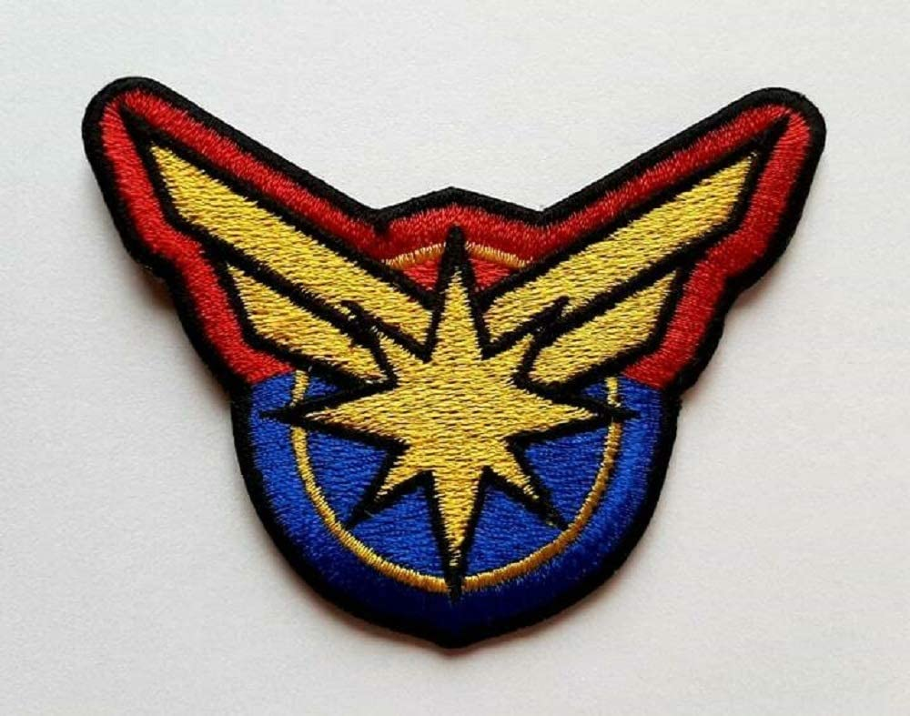 """Avengers Thor 3/"""" Logo Sew Ironed On Badge Embroidery Applique Patch"""