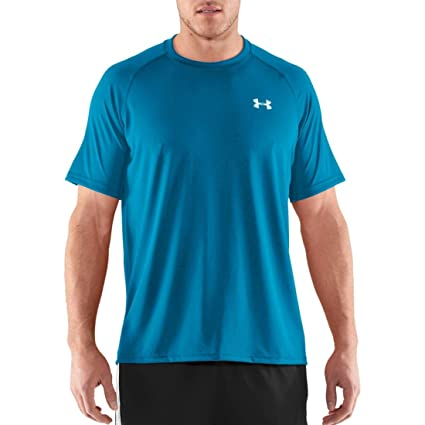 013875290f5 Image Unavailable. Image not available for. Color  Men s Under Armour New UA  Tech Short Sleeve Tee ...