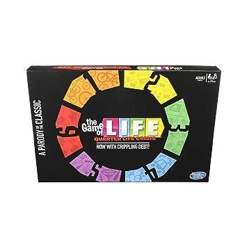 Juego de Mesa The Game of Life: Quarter Life Crisis: Amazon ...