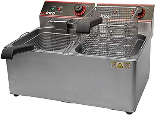 Amazon.com: Winco EFT-32freidora eléctrica de ...