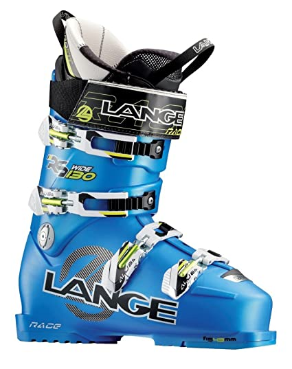 LANGE RS 130 WIDE RACE MEN SKISTIEFEL SCHUH Gr.: 43 MP