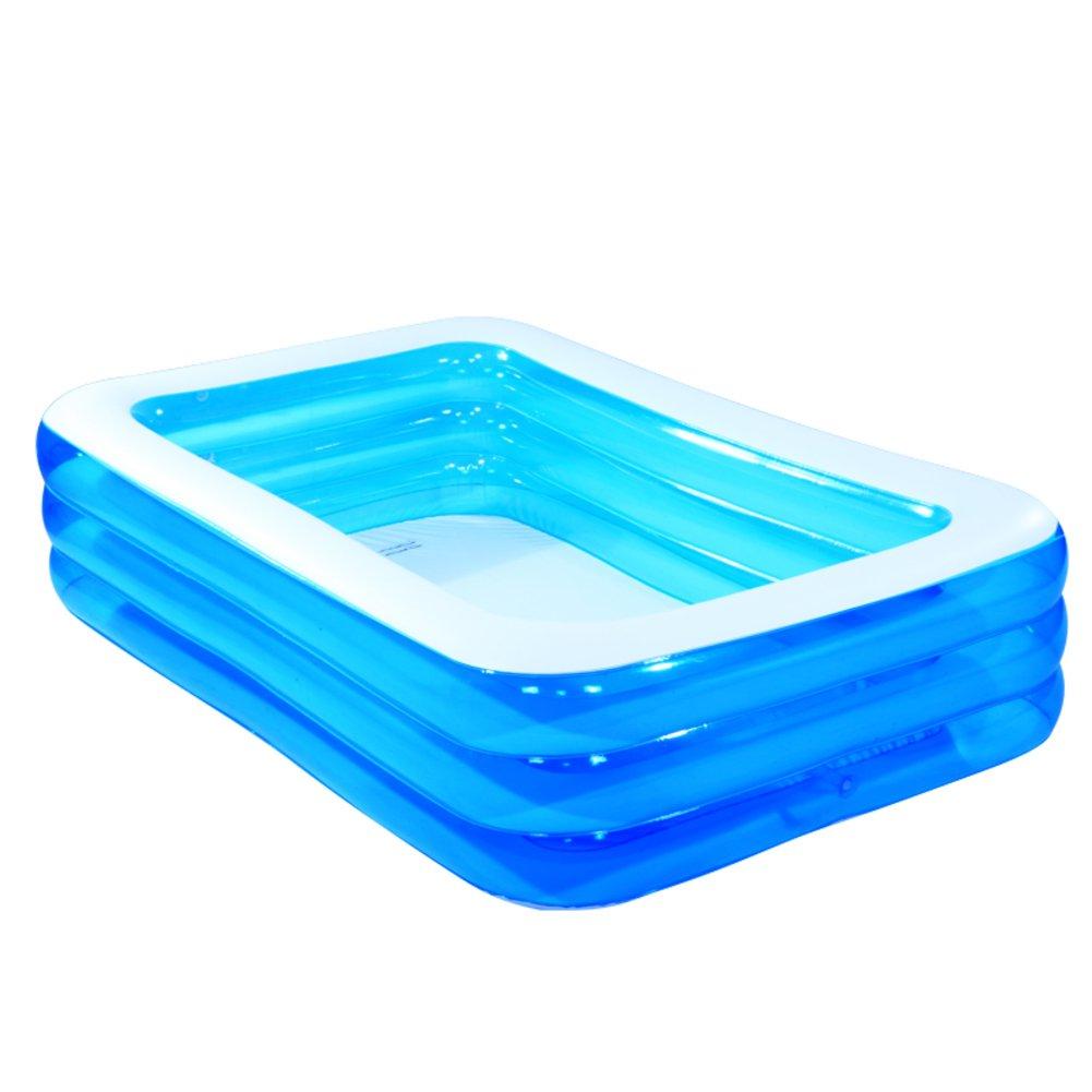 Baby Schwimmbad/Kinder aufblasbare Schwimmbecken/Familie große marine Ball Billard-C