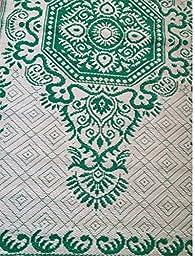 BalajeesUSA 2 pack Reversible mat 3\'x6\' indoor outdoor patio rug camping beach decor tapestry 36000002