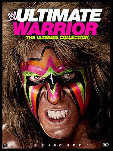 DVD : WWE: Ultimate Warrior (3 Disc)