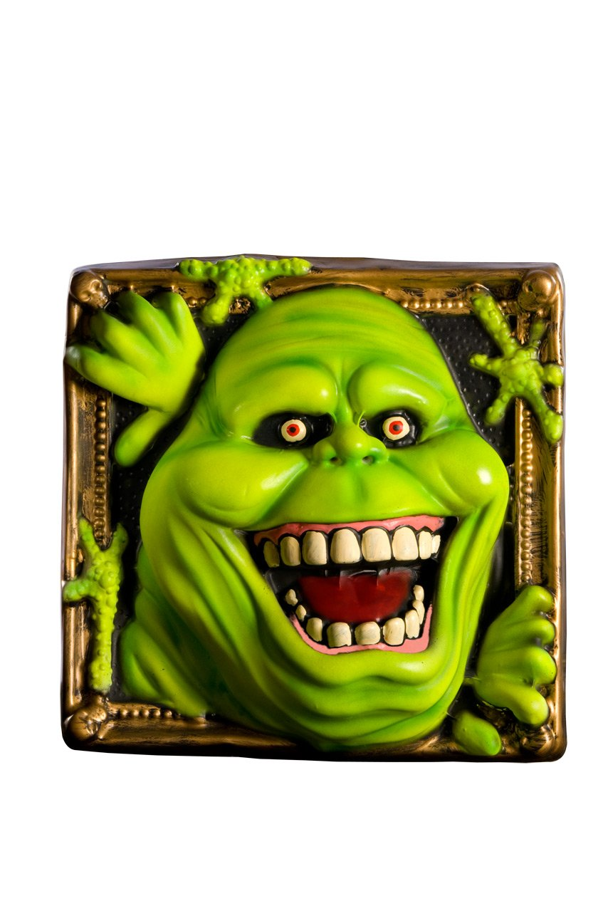 Rubies Costume Co Ghostbusters Wall Dcor, No Ghosts, 15.5-Inches Diameter Rubies Toys CA 8480 B003KRQEY6