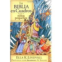 La Biblia en cuadros para niños pequeños (Spanish Edition)