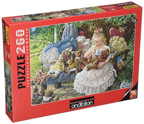 Anatolian Holly Bears Jigsaw Puzzle, 260-Piece