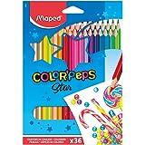 Lápis de Cor, Maped, Color Peps, 832017, 36 Cores