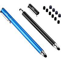 """Bargains Depot (2 Pcs)[0.18-inch Fine Tip ] Stylus Touch Screen Pens 5.5"""" L Perfect for Drawing Handwriting Gaming…"""
