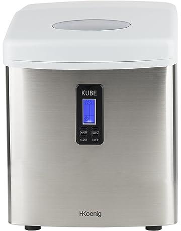 H.Koenig KB15 - Máquina para hacer cubitos de hielo