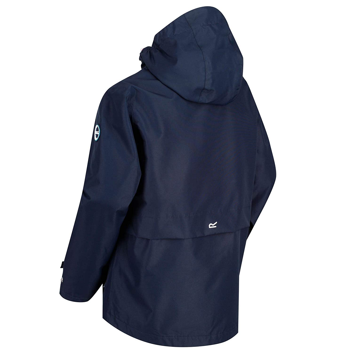 ec0cbb66b8e Regatta Children s Bambalina Waterproof Hooded Outdoor Jacket   Amazon.co.uk  Sports   Outdoors