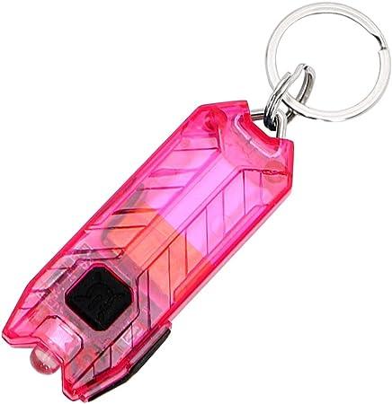 Lampe de poche avec son porte-clés clé porte-Décoration de Noël DEL Porte-clés