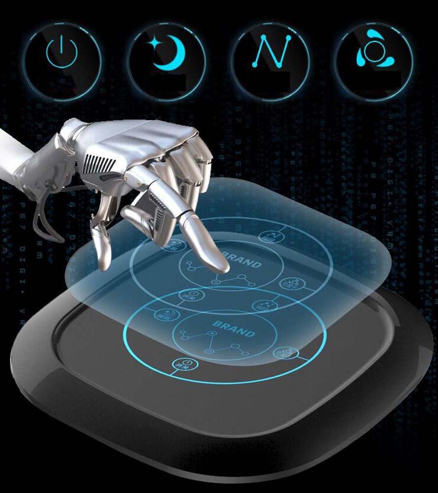 Intelligenter Lichtsteuer-Photokatalysator-Moskito-Lampe, LED-Wanzen-Zapper, StrahlungInsect-Mörder-Lampe, ultra-leise, keine StrahlungInsect-Mörder-Lampe, LED-Wanzen-Zapper, USB, das tragbaren elektronischen Insekten-Mörder für Innen- / im Freien auflädt 0ccdbb