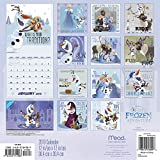 Olaf's Frozen Adventure Wall Calendar (2019)