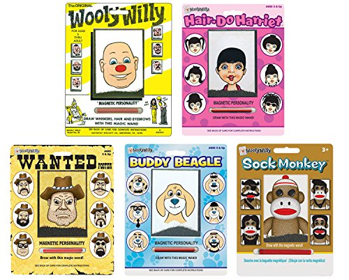 Review Wooly Willy Bundle with