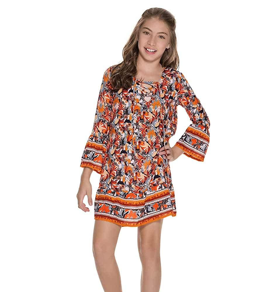 Maaji Paradise Smiles Girls Tunic