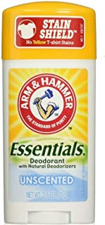 product image for ARM & HAMMER Essentials Natural Deodorant Unscented 2.50 oz (Pack of 9)