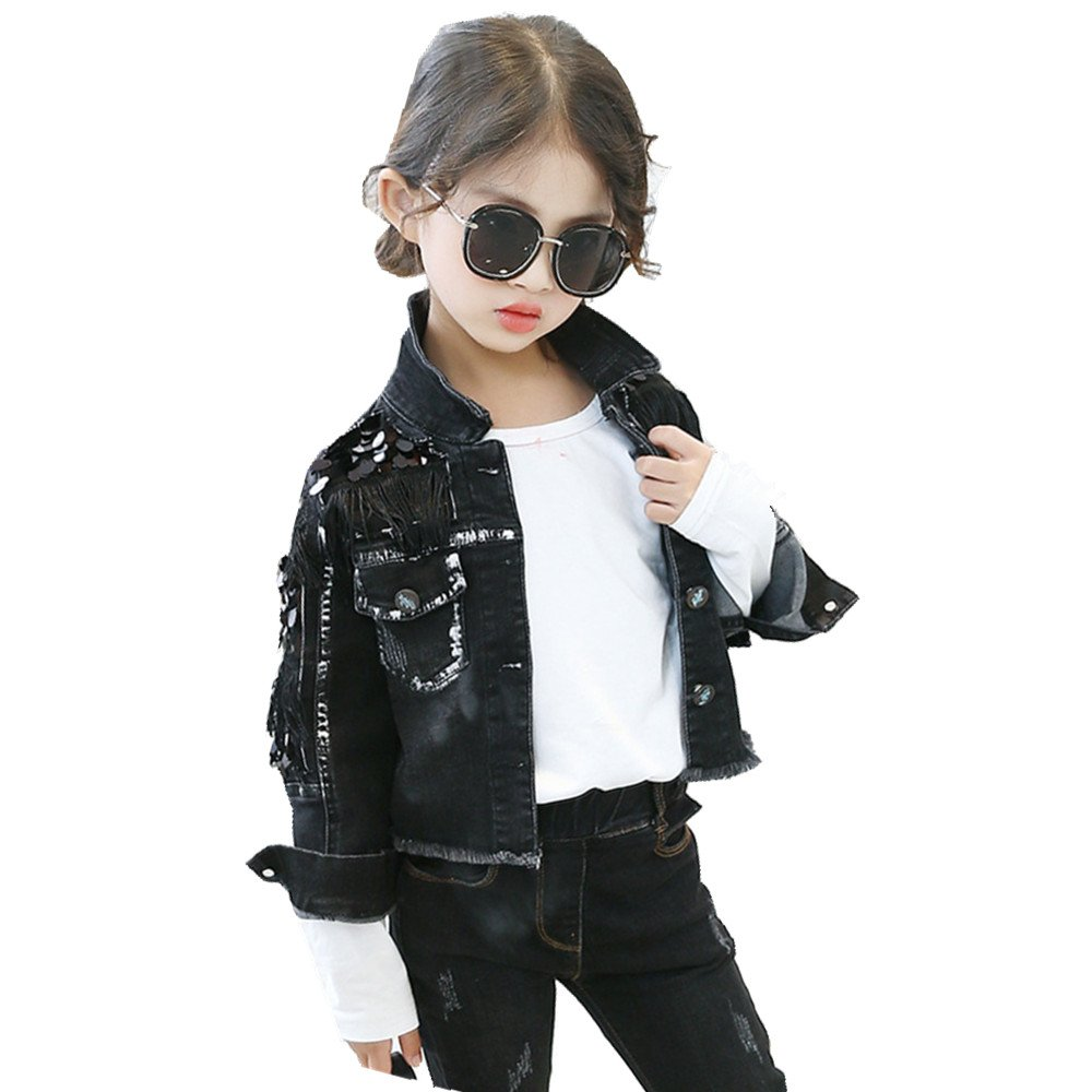 Cossky Girls Denim Jacket Size 10-12