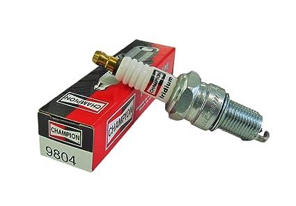 amazon com champion rn8wypb3 9804 iridium replacement spark plug rh amazon com 2000 Audi A6 Spark Plugs Picture of Spark Plug Location On Audi A4