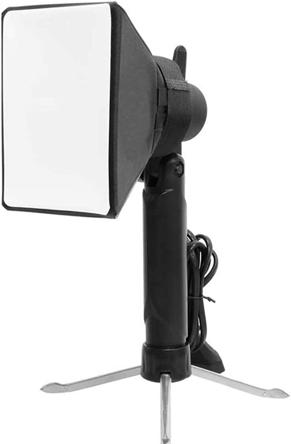 Selens Mini Softbox Lighting Kit Table Top Led Lamp 2700w Warm Continuous Light for Photo Video Studio and Small Product Photography