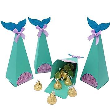 Amazon.com: Cajas de sirena para fiestas, 20 unidades, cajas ...