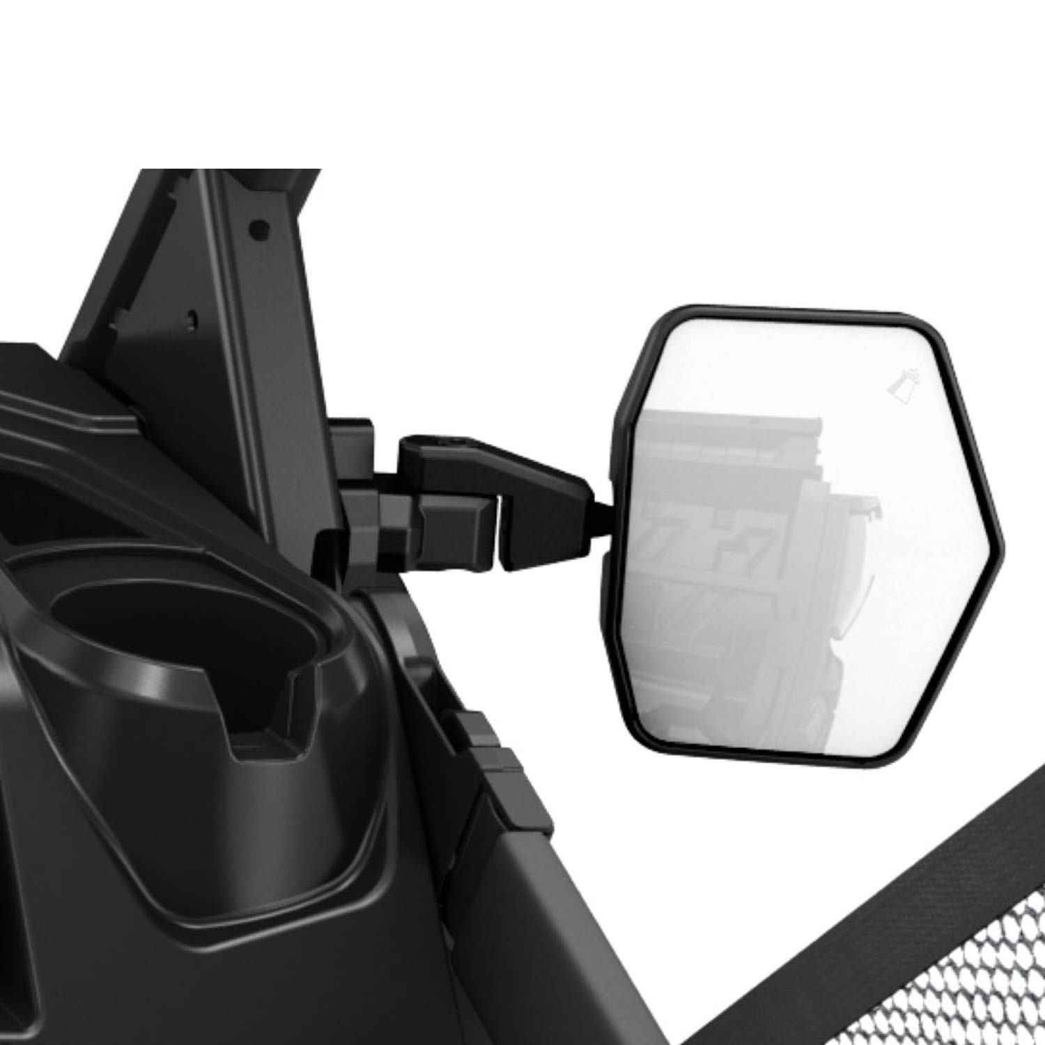 Can-Am New OEM Defender Side Mirror 715002459