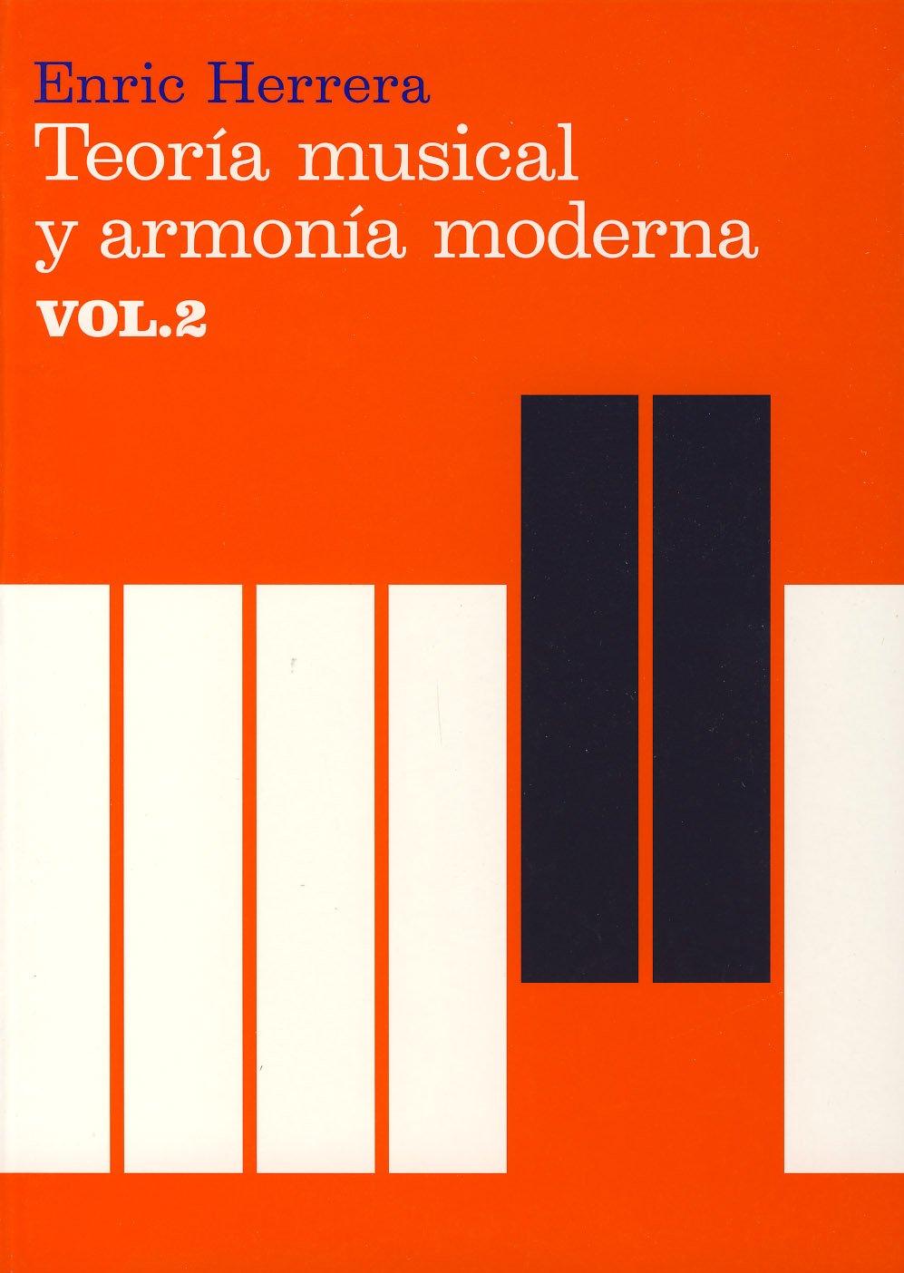 HERRERA Enric - Teoria Musical y Armonia Moderna Vol.2: Amazon.es ...