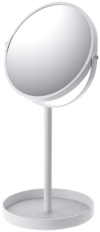 YAMAZAKI home Tower Standing Mirror, White