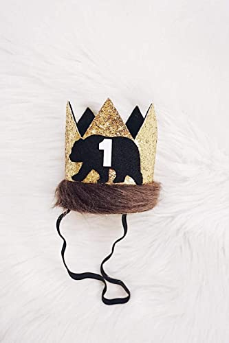 Image Unavailable Not Available For Color Bear Birthday Crown