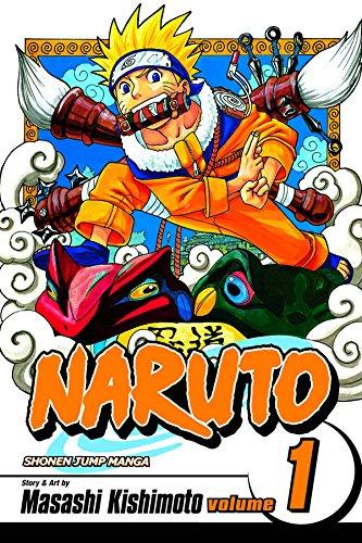 Naruto, Vol. 1: Uzumaki Naruto ()