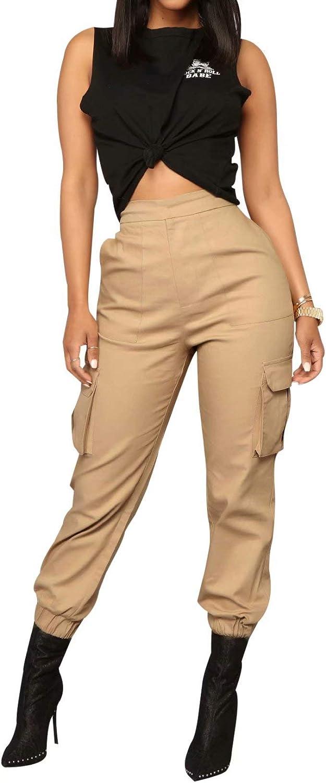 pantalon femme cargo