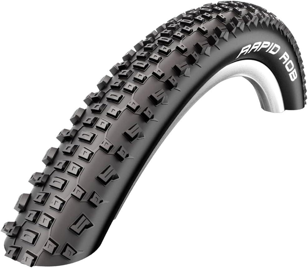 "1X Schwalbe Rapid Rob 26/"" X 2.25 Guard Mountain Bike Mtb Bicyle Tyre"