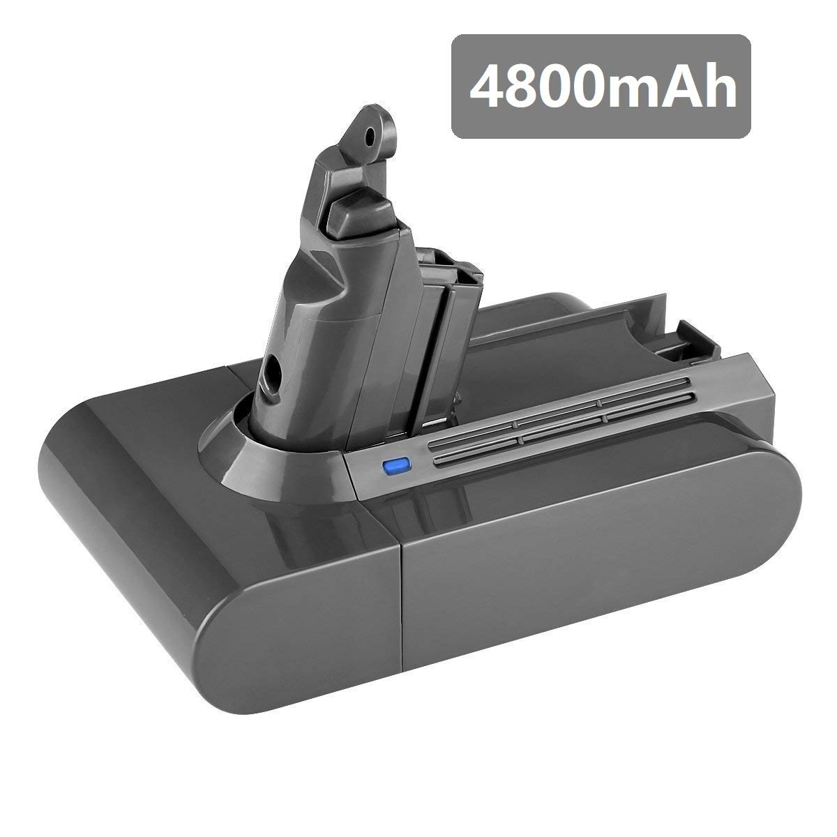 [Upgraded 4800mAh] 21.6v Replacement for Dyson Battery V6 595 650 770 880 DC58 DC59 DC61 DC62Animal DC72 Series Li-ionHandheld Vacuum21.6 Volt Batteries