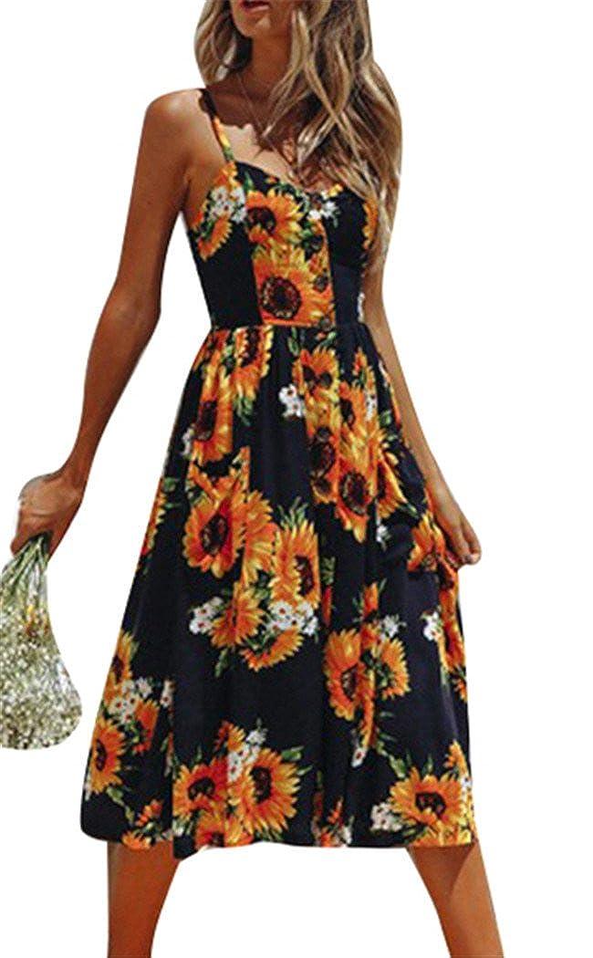 Summer Striped Dresses...