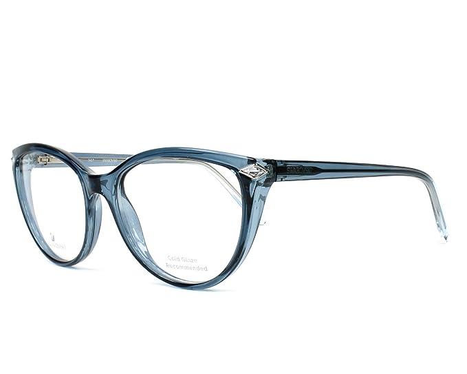 ahorrar fffe3 2692b Swarovski - Montura de gafas - para mujer Azul azul claro ...